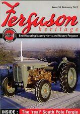 Ferguson Heritage The Magazine of Friends of Ferguson Heritage issue 54