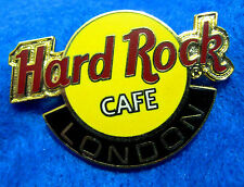 New listing London Classic Hrc Logo *White Cafe* Pincraft 4 Lines Boxed Hard Rock Cafe Pin