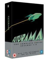 Nuovo Futurama Stagioni 1 A 8 DVD (6409101000)