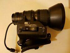 Fujinon S14 X 7.5 BRM-4 ENG Zoom Lens