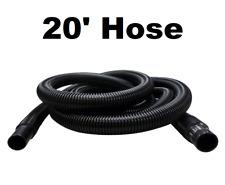 Central Vac 20' Vacuum Extension Hose - Extend 20ft for Vacuflo