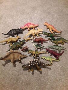 Schleich Dinosaur X 3 plus other dinosaurs bundle