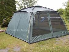 Yanes Kuche 12x12 Foot Screen Gazebo Tent with Flaps