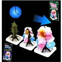 Magic Tree Crystal - WATCH IT GROWING - Garden Chemistry Science Kit Set Gift
