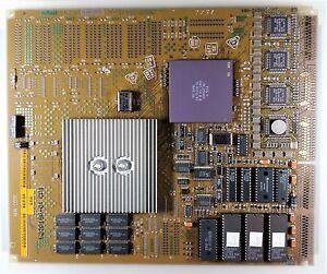 DEC KA66A T2054-AA E07 VAX 6000/600 NEPTUNE XNP CPU,FLOATING POINT,CLOCK MODULE