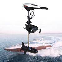 552w 45lbs Electric Outboard Motor Brush Trolling Motor Fishing Boat Motor 12V