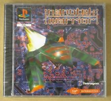 Videogame NANOTEK WARRIOR Playstation 1 PS1 PSX PSONE NUOVO NEW&SEALED 1st print
