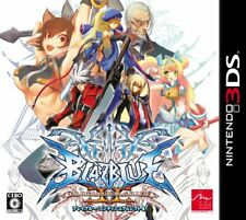 Usé Nintendo 3DS Blazblue Continuum Shift II 00199 Japon Import