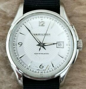 HAMILTON Jazzmaster Viewmatic H325150 AUTOMATIC Stainless Steel 41mm MENS Watch
