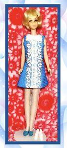 Vtg 1966 Mattel Francie Barbie Doll- Hair Happenin's- Excellent Rooted Lashes!