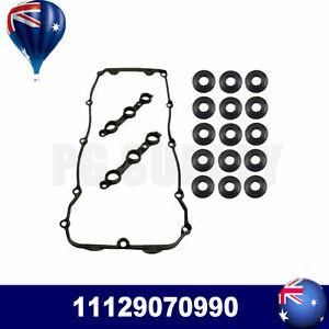 Rocker Cover Gasket & Bolt Seals Kit For BMW E36 E46 320i 325i Z3 11129070990 AU