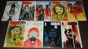 GIDEON FALLS 27-Issue Variant Cover Set by Jeff Lemire & Dave Stewart
