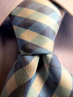 Men's Charles Tyrwhitt Silk Tie Made in Italy A27954