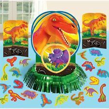 Dinosaur Prehistoric Table Decorating Kit Birthday Party Centerpieces Confetti