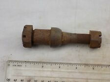 Watsonian Sidecar fitting mounting BALL JOINT 1930's BSA sloper, Panther etc. F