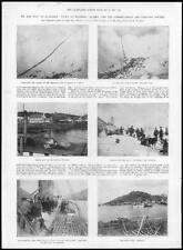 1898 Antique Print -CANADA Klondike Wrangel Alaska Stikine-Teslin Chilcoot (163)