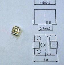3 pièces Murata smd HF-trimmer 3 pf... 10 pf/100v blanc série tzb4 (m1594)