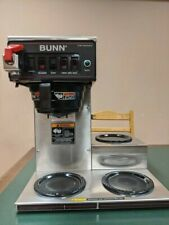 Bunn CWTF-15, 3L Low Profile Brewer 120V for Glass Carafe Coffee Pot (#90304)