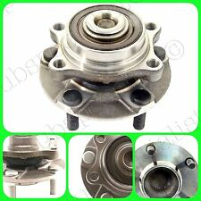 FRONT WHEEL HUB BEARING ASSEMBLY FOR 2003-2009 NISSAN 350Z 2WD//RWD PAIR NEW