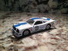 JOHNNY LIGHTNING 75 FORD MUSTANG COBRA II RACER DIE CAST CAR 1/64 1975 WHITE 23