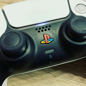 PlayStation 5 Retro Look Coloured Controller Sticker - PS5 Controller Sticker x6