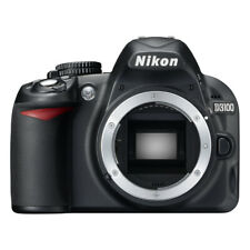 Nikon D3100 14.2MP Digital SLR Camera Body | D3100BODY | Black