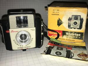 KODAK BROWNIE STARLET CAMERA Macchina fotografica Vintage in Bachelite  - NMIB