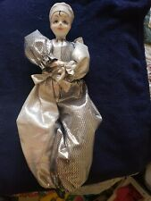 """Victoria Impex Vintage Doll 18"""" With Face And Porcelain Hands"""
