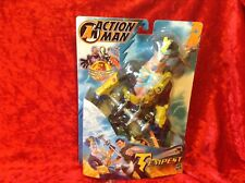 RARE ACTION MAN Tempest, BRAND NEW, BOXED, Released in 2001, Hasbro