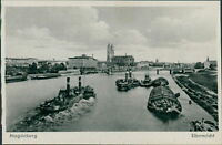 Ansichtskarte Magdeburg Elbansicht (Nr.9619)