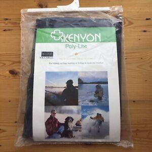 Kenyon Poly-Lite Men's XXL Bottom Pants USA 112NAXXL Comfort Skin Navy Underwear
