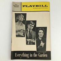 1968 Playbill The Plymouth Theatre 'Everything in the Garden' Barbara Bel Geddes