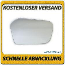 spiegelglas für MERCEDES SLC-Klasse C107 72-81 rechts sphärisch beifahrerseite