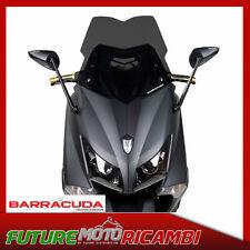 BARRACUDA CUPOLINO AEROSPORT FUME SCURO YAMAHA T-MAX 530 2012-2013 WINDSHIELD