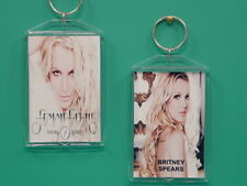 BRITNEY SPEARS - Femme Fatale Tour with 2 Photos - Collectible GIFT Keychain 05