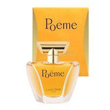 Lancome POEME 50ml (1.7 Fl.Oz) Eau De Parfum EDP NEW AUTHENTIC & CELLO-SEALED