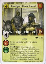 A Game of Thrones - 1x Lannisport Honor Guard  #054