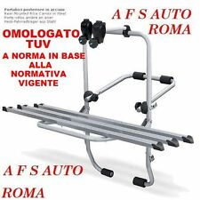 Barre portatutto AFS Menabo' Honda Jazz anno 2010 Made in Italy