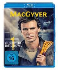 5 Blu-rays * MAC GYVER - SEASON / STAFFEL  1  # NEU OVP +