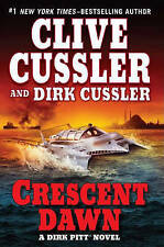 CRESCENT DAWN - Clive Cussler (Hardcover, 2010, Free Postage)