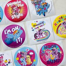 smilemakers My Little Pony Assorted Sticker 10 sheets