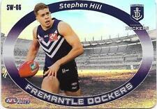 2017 AFL TEAMCOACH Star Wildcard Sw-06 Stephen Hill FREMANTLE