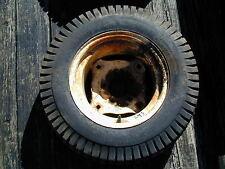 #243 Custom Suburban Sears Riding Lawn Mower Rear Tire Wheel - 23 x 8.50 - 12