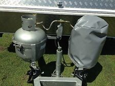 Gas Bottle Cover Caravan (PVC)