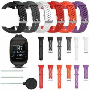 Für Polar M400 M430 Smart Watch Ersatz Silikon Strap Watch Band Bracelet Zubehör