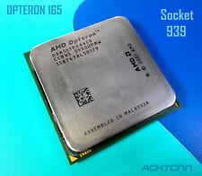 AMD Opteron OSA165DAA6CD 1.8Ghz Dual Core Socket 939 CPU Processor ACKTONN