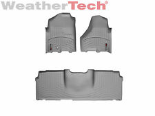 WeatherTech DigitalFit FloorLiner - Dodge Ram 2500/3500 Mega - 2010-2012 -Grey