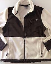 Women's jacket Free Country full zip jacket size L -100% Polyester fleece jacket