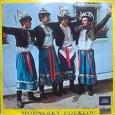 Cimbálová Muzika Hynka Bíma - Moravský Folklór (LP, RP) Vinyl Schallplatte 90077