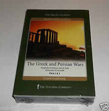 The Great Courses Ancient & Medieval History The Greek & Persian Wars Part 1 & 2